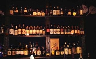 New lifetime goal: own a wall of whisky